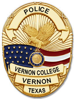 campus police badge photo